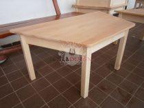 TIMON óvodai bükk trapéz asztal
