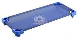 Óvodai fektetőágy (kék)