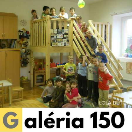 LOLA 150 óvodai galéria