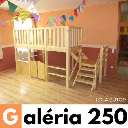 LOLA 250 óvodai galéria