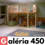 LOLA 450 GÓLIÁT óvodai galéria