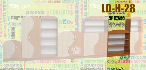 LOLA szekrény elem