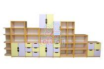 Suli szekrénysor (8 elemes)