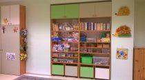 Tabac csoportszoba szekrény