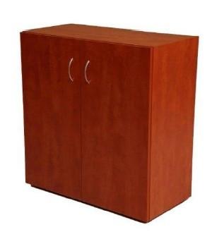 2 ajtós zárt irattartó szekrény